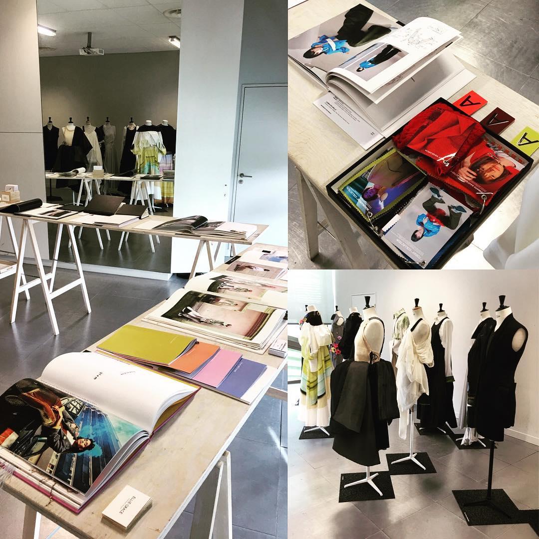 Instytut Francais de la Mode w Paryżu/Instagram: @ifmparis