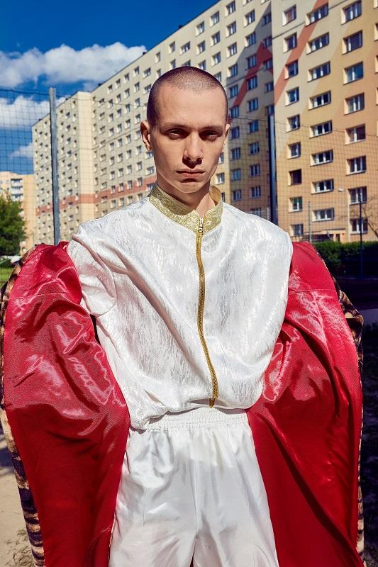 Projektant Tomasz Armada/fot. Aga Murak
