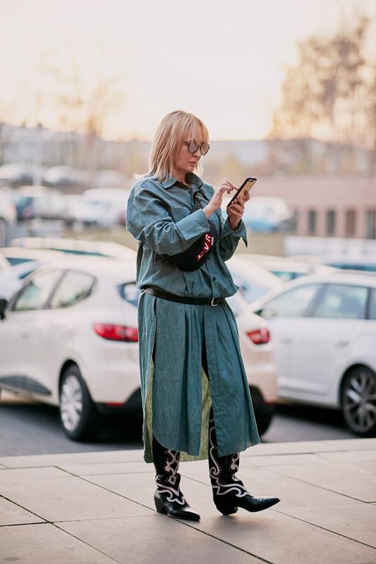 Anna Puślecka/fot. Szymon Brzóska - The Style Stalker