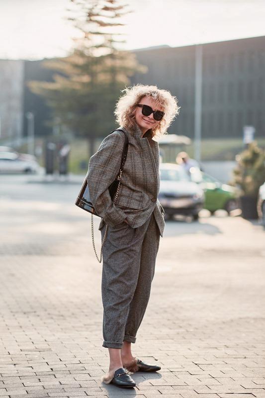 Karolina Gruszecka/fot. Szymon Brzóska - The Style Stalker