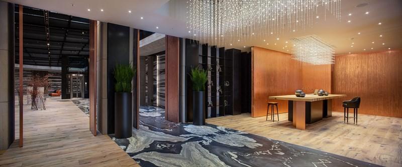Recepcja Hotelu Warszawa/fot. materiały prasowe