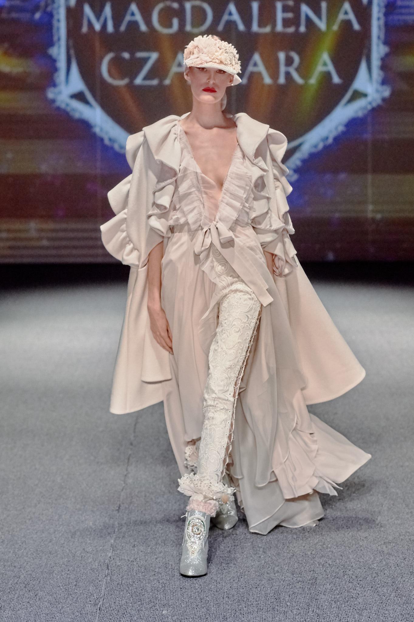 Kolekcja Magdaleny Czamary /fot. Filip Okopny - Fashion Images