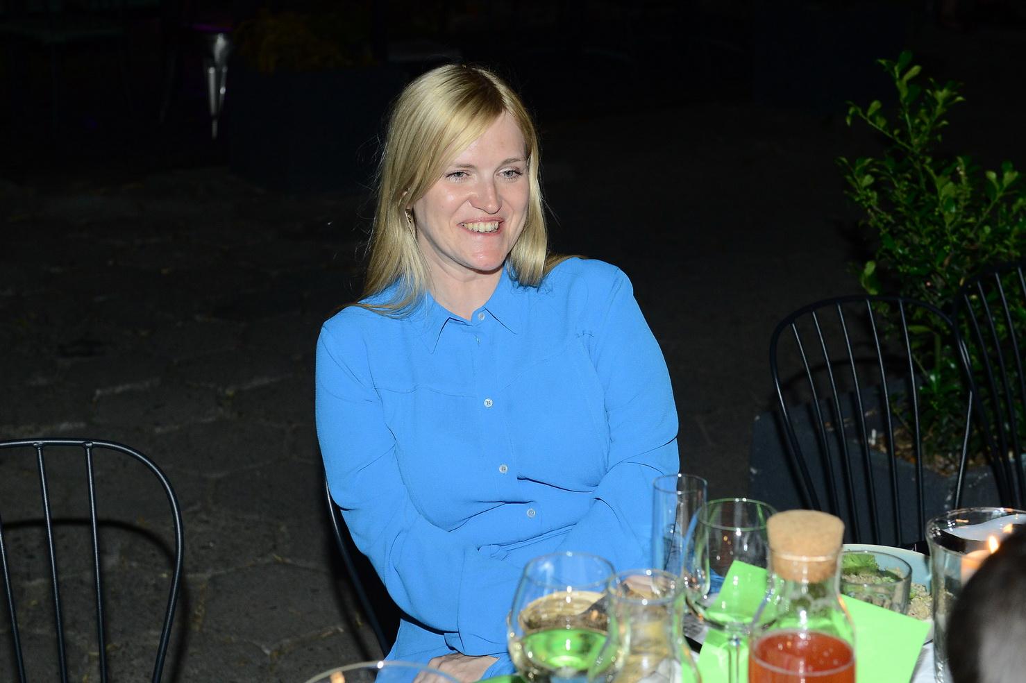 Hanna Rydlewska (Vogue)