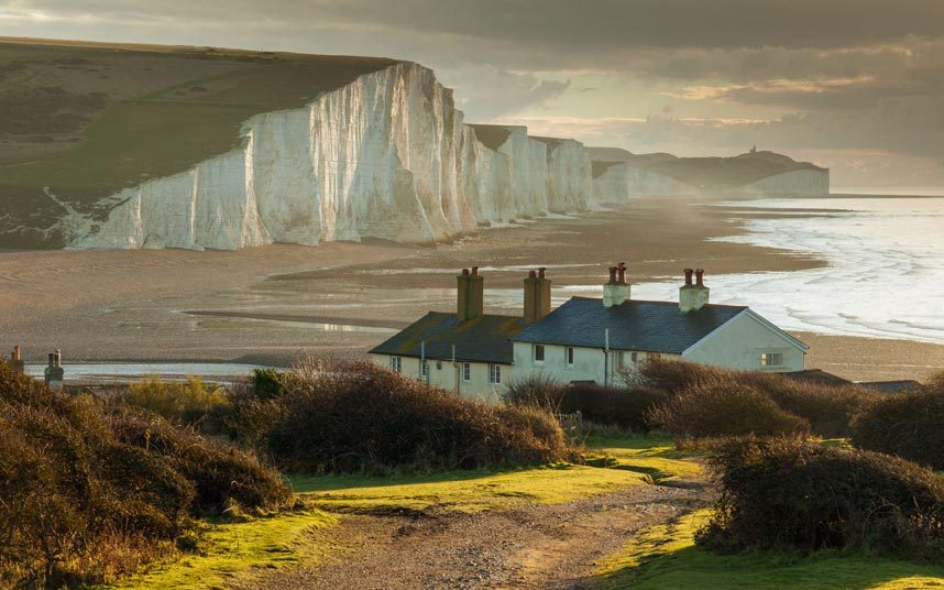 The Seven Sisters, Cuckmere Haven and Beachy Head