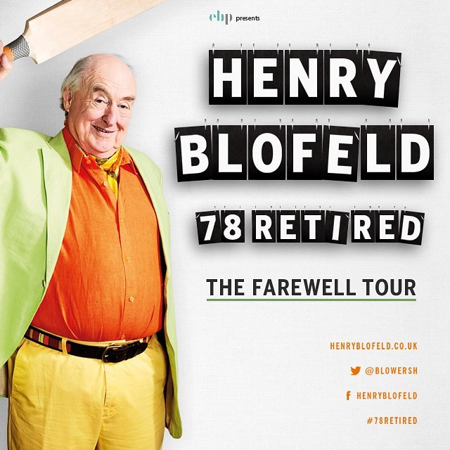 Last few seats available. Practically #soldout Hurry and book now to see the great man #inaction #folkingtonmanor #blowers