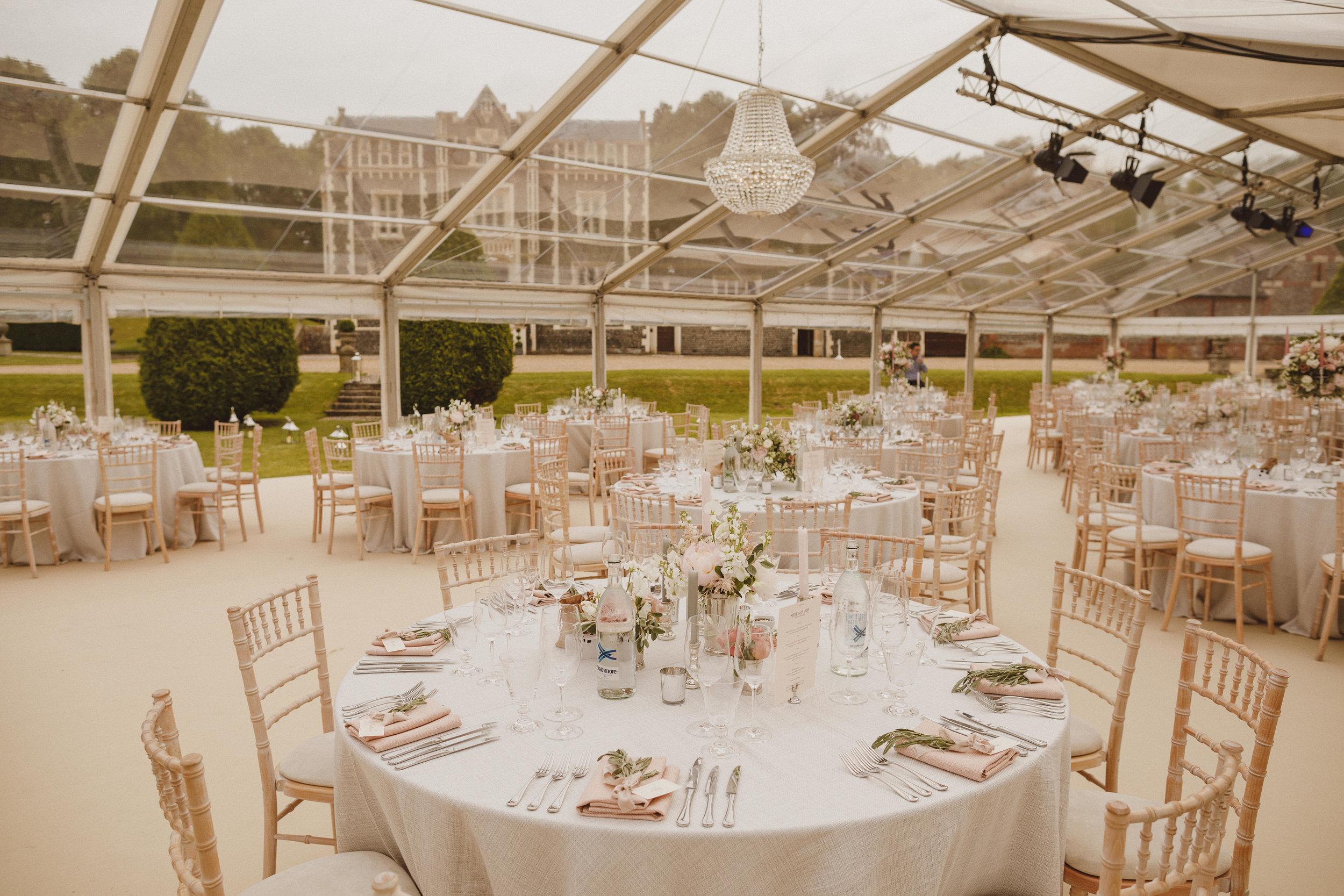 Marquee Weddings Gallery