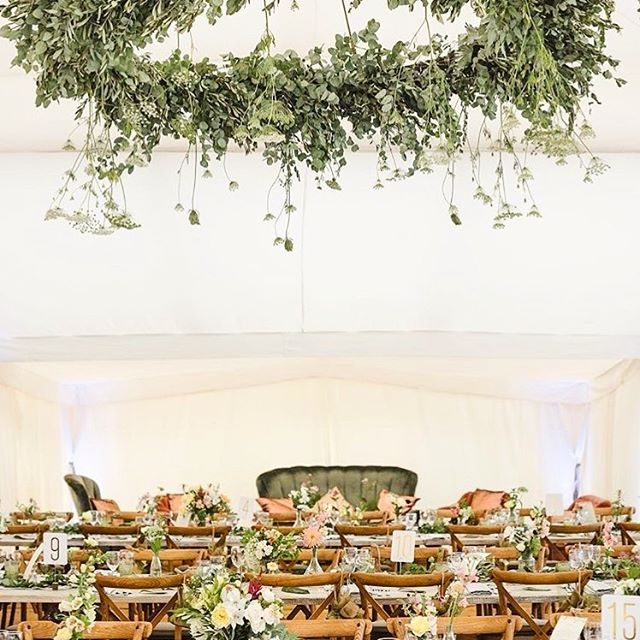 The Deer Park at Folkington can accommodate a marquee of any proportion. We love when the beautiful nature of the surrounding grounds is brought in as part of the theme.  #folkingtonmanor #marquee #weddings#2020weddings #2021weddings #countrywedding #weddingvenue #sussex #fairytalewedding #weddinginspiration
