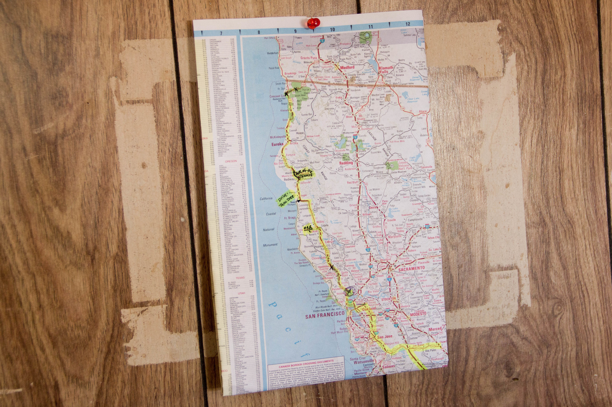 Introducing the annotated roadtrip map