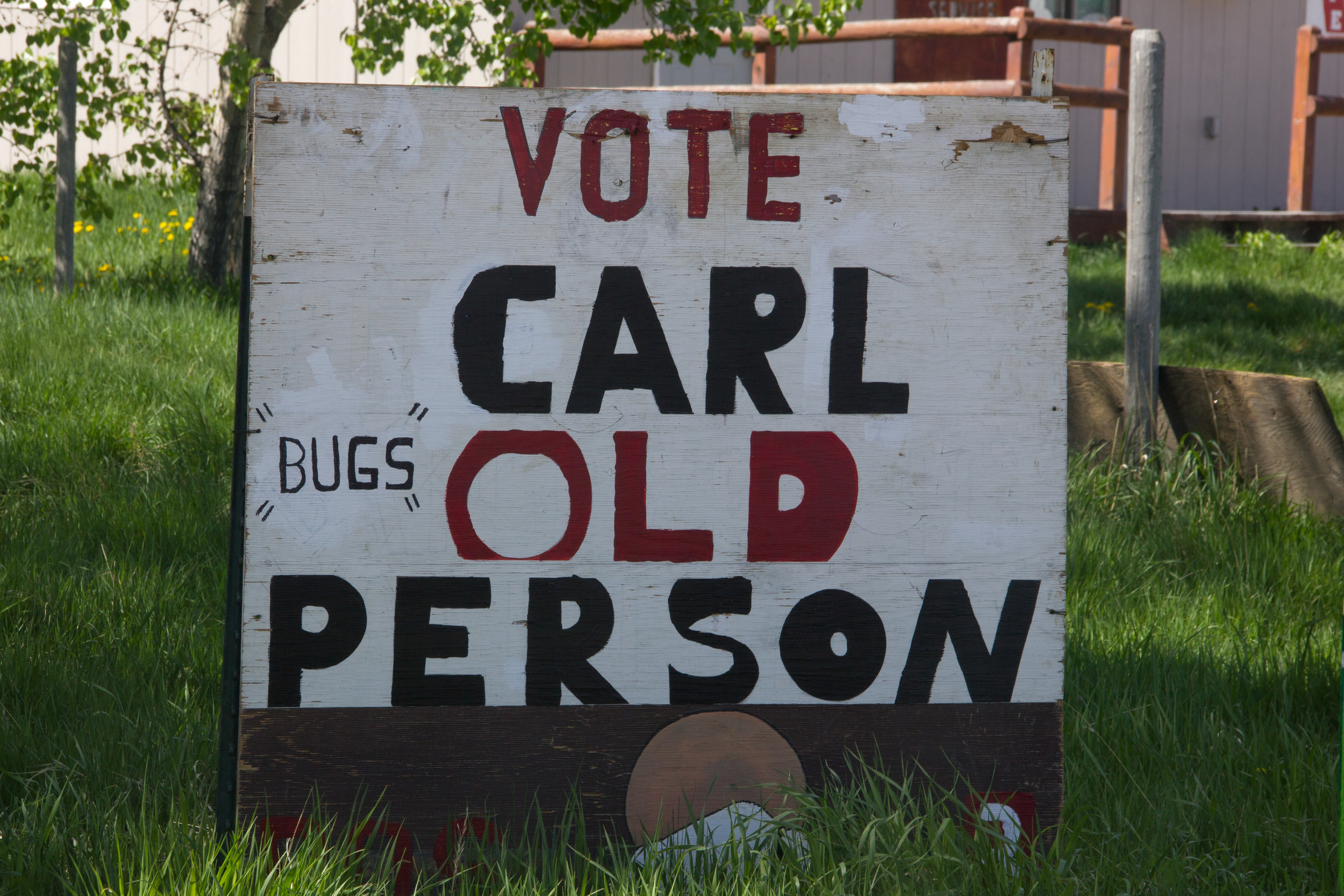 I'd vote for Bugs any day
