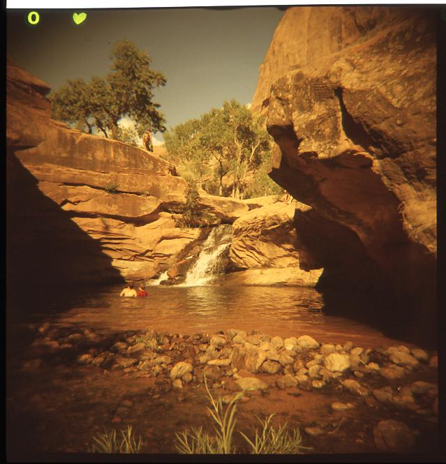 Mill Creek swimming hole
