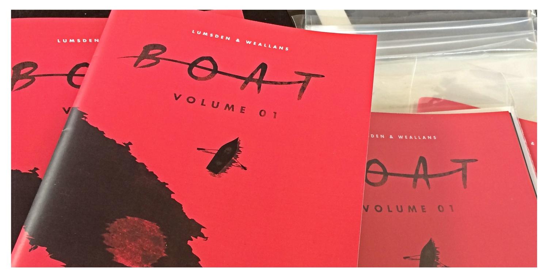 Boat Volume 01.