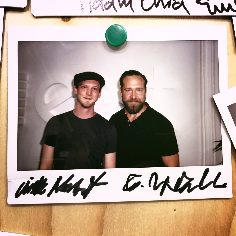 Christoffer Nordenrot & Jesper Barkselius