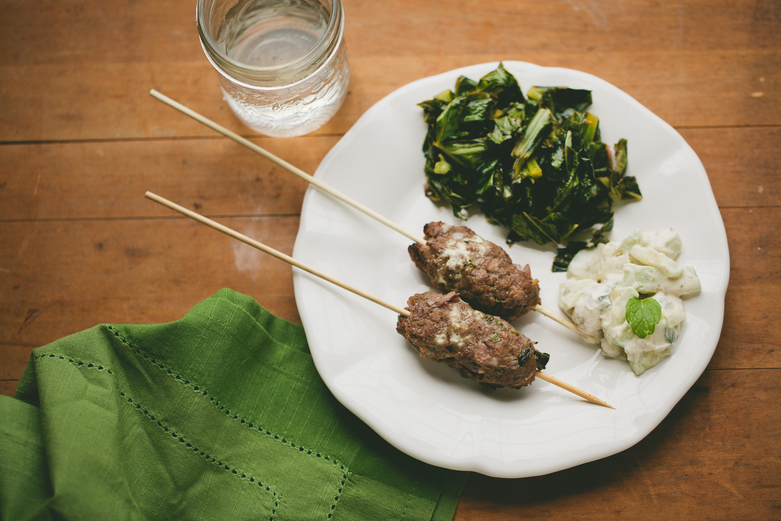 Lamb Kofta    Recipes by Julieann Hartley