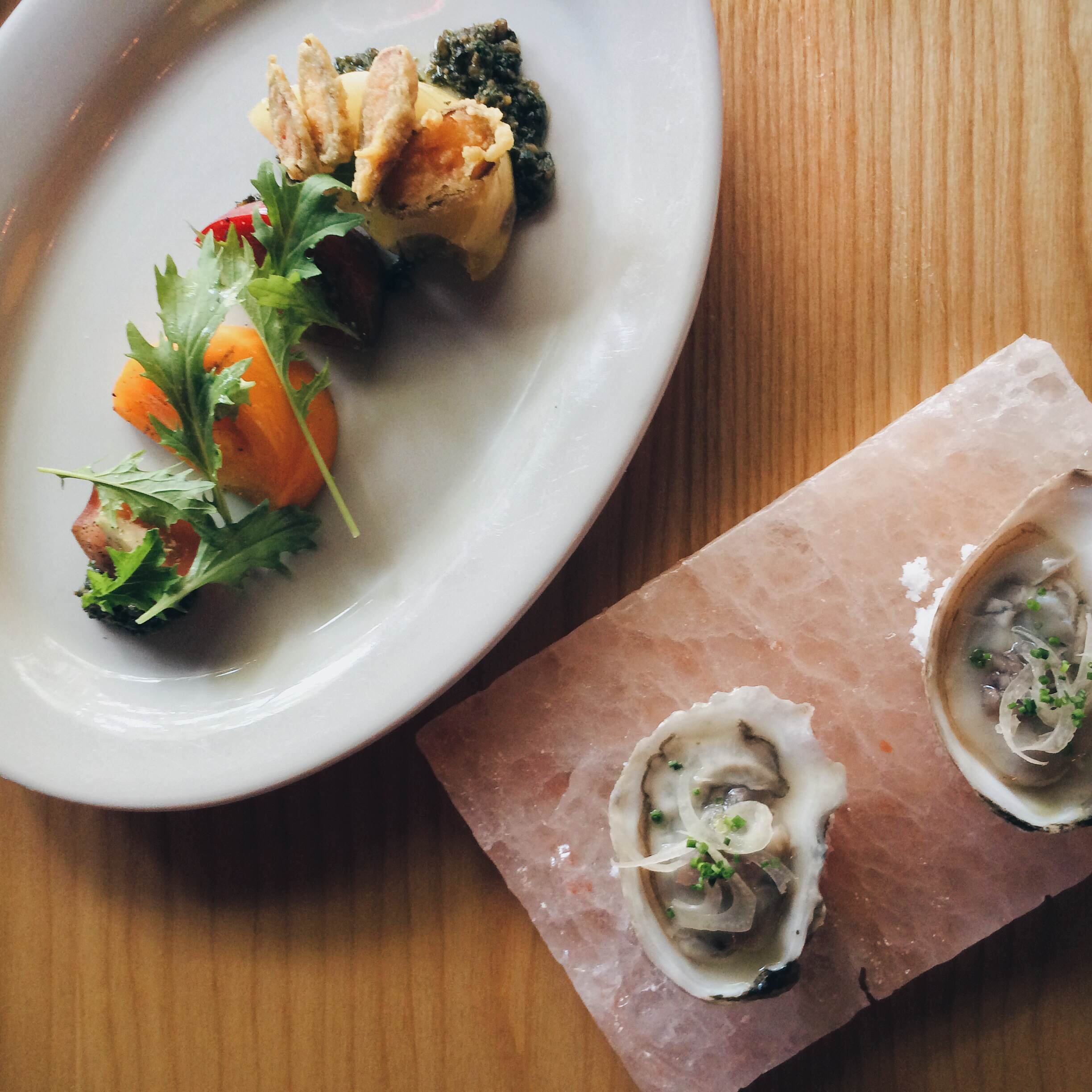 A Port City Restaurant with Moxy   Story by Judd Duclos