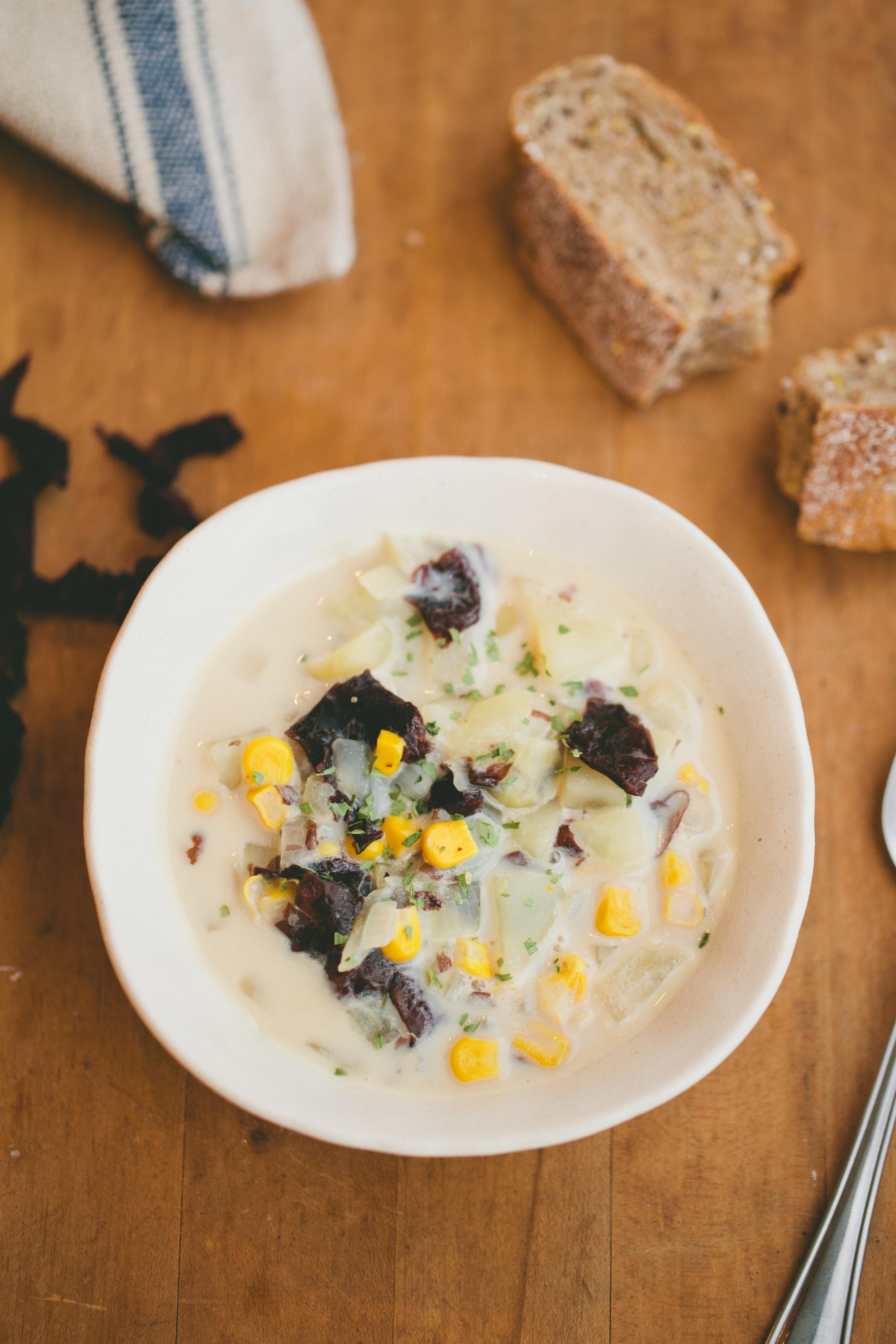 Our Edible Ocean   Story by Jenn Bakos