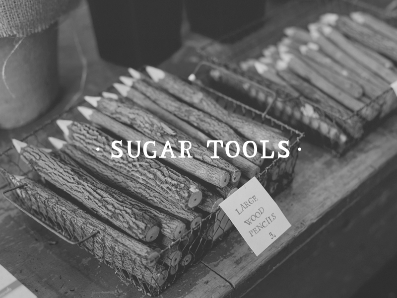DAY 11 - SUGAR TOOLS