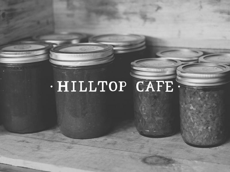 DAY 12 - HILLTOP CAFE