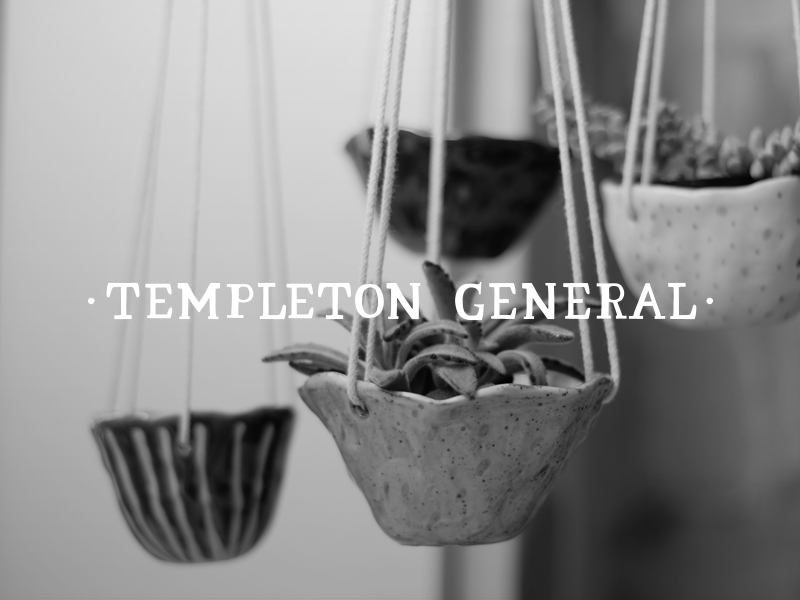 DAY 13 - TEMPLETON GENERAL