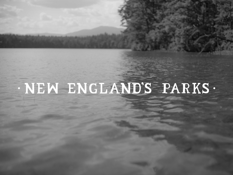 DAY 22 - NEW ENGLAND'S PARKS