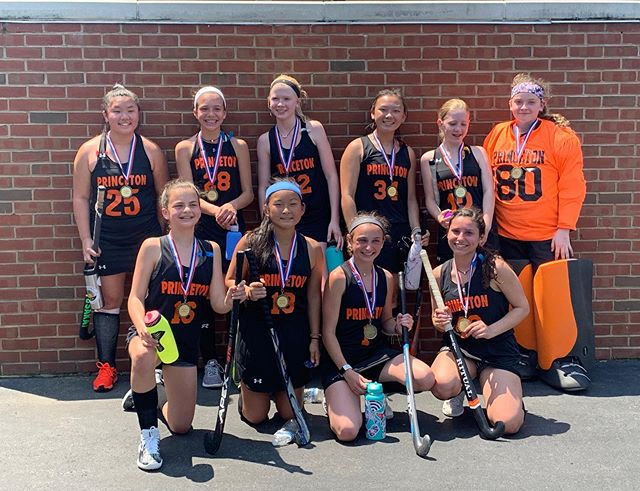 Princeton 7v7 Tournament. Congrats to U14 Black and U16 Silver for winning their age groups