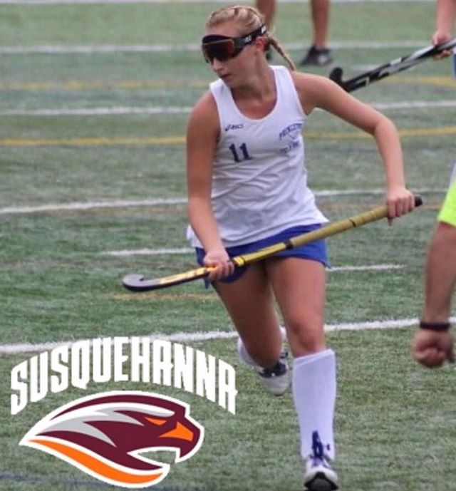 Commitment alert 🚨 🚨🚨 Congrats to Ava Greene on her commitment to Susquehanna University !!!