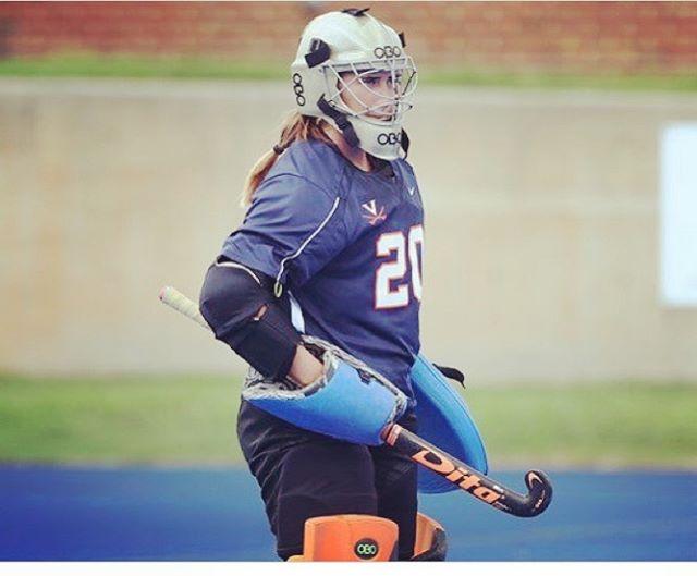 Lauren Hausheer .... your ACC Defensive Player of the Week!