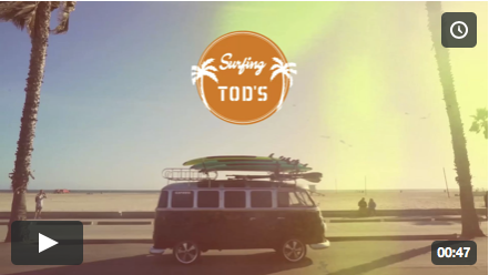 SURFING TOD'S BY STEFANO GUINDANI -
