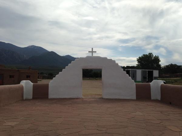 Taos Pueble Church