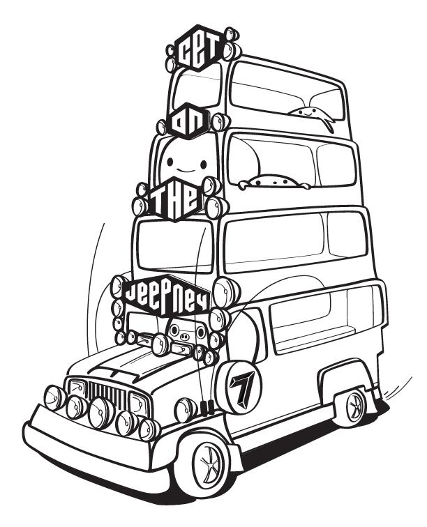 Fiel Valdez: Jeepney