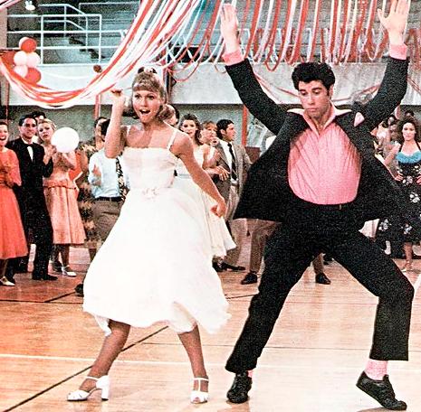#OliviaNewtonJohn #JohnTravolta - Who didnt want to see that blossom into Olivia Newton John Travolta 4Ever?
