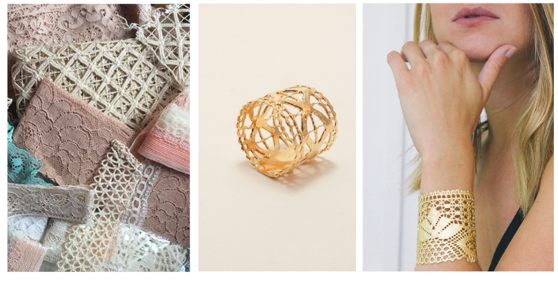 Do you realize how many songs there are about lace? Think about that for a sec…