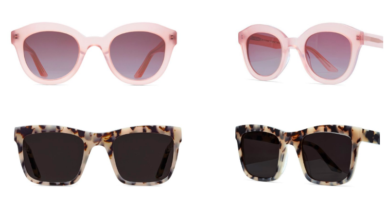 Selin Olmsted.  For when you've finally gotten bored by those Ray-Bans. Or decide to just go on a break.