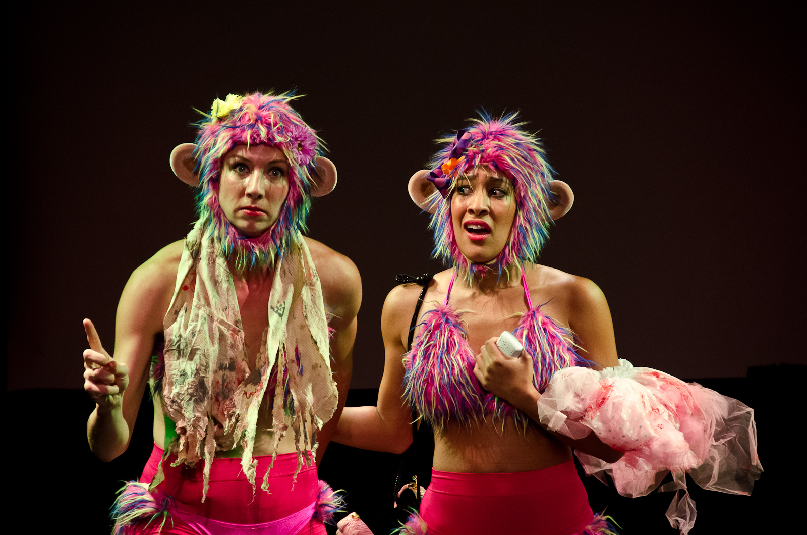 Welcome to the Jungle  at Ars Nova.