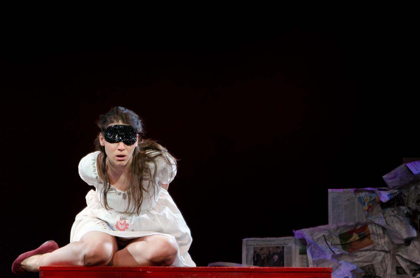 Estrella Cruz: The Junkyard Queen  at Ars Nova.