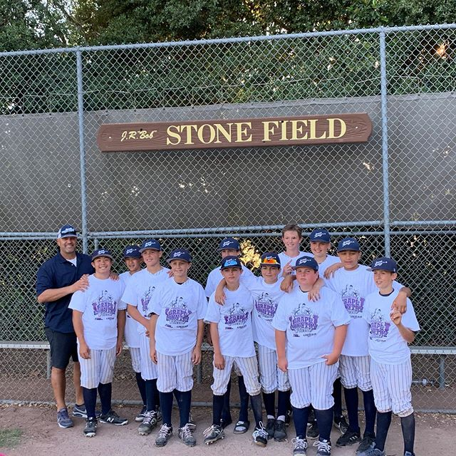 Happy Belated Father's Day to all the great Fathers our there. Congrats to Sweet Swing 13u on winning the Championship this weekend. Great to see and compete against so many ex-Feds. Thank You to Coach John Quintell, we appreciate all you've done for our boys🙏🏻#sweetswing #baseball #travelball #fathersdaytournament #blessed #champion #stilljustdeveloping #grind #letswork💪 #grind #family #h3original #h3elitesports #comegetsome