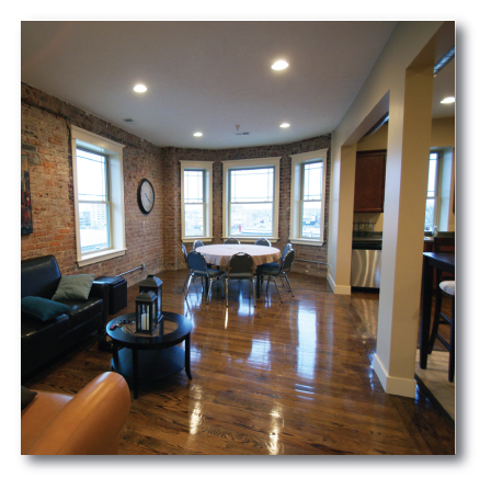 barnard flats apartments