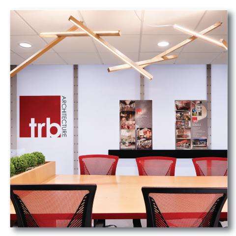 t r b architecture