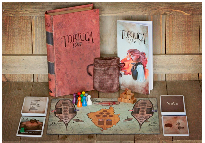 Tortuga Successfully Funded