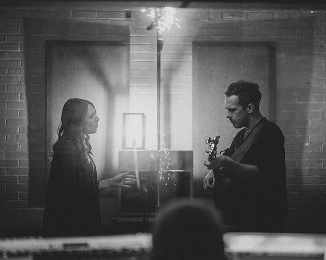 @jennyandtyler's music is good to the ears and the soul. This morning we filmed several 1 camera, 1 mic, 1 take videos for their newest album, There Will Be a Song. Be on the lookout for these videos!  #1camera1mic1take