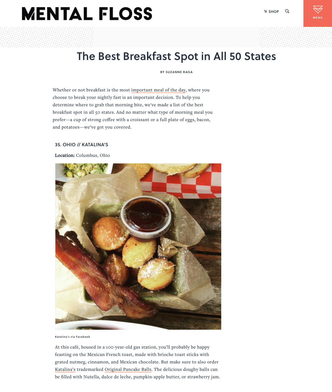 The Best Breakfast Spot in All 50 States