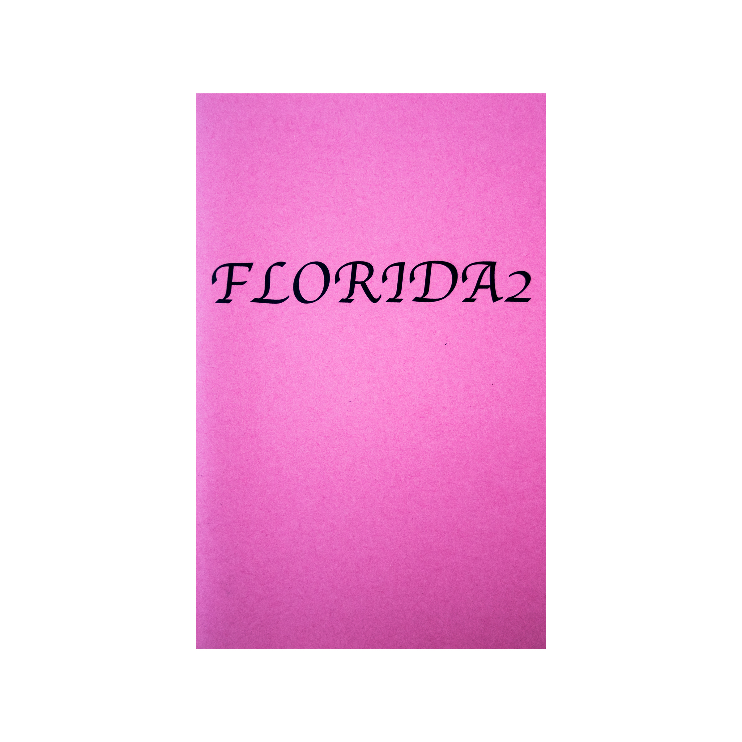 FLORIDA2  $10 (U.S. shipping included)