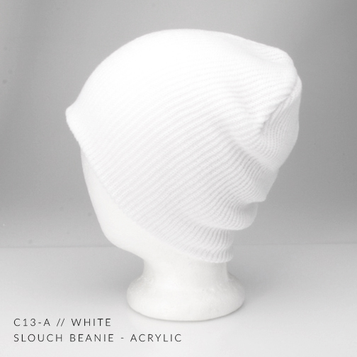 c13-A // WHITE