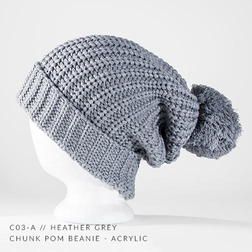 C03-A // HEATHER GREY