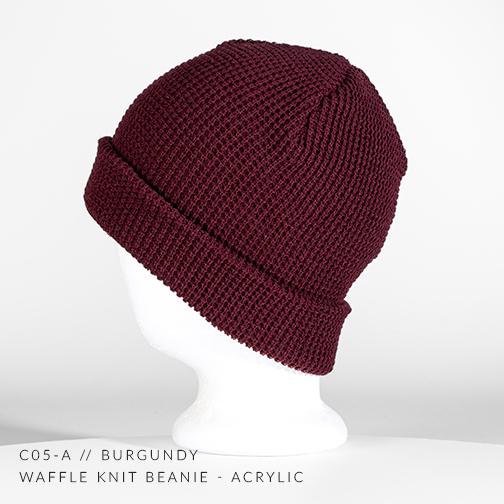 c05-A // BURGUNDY