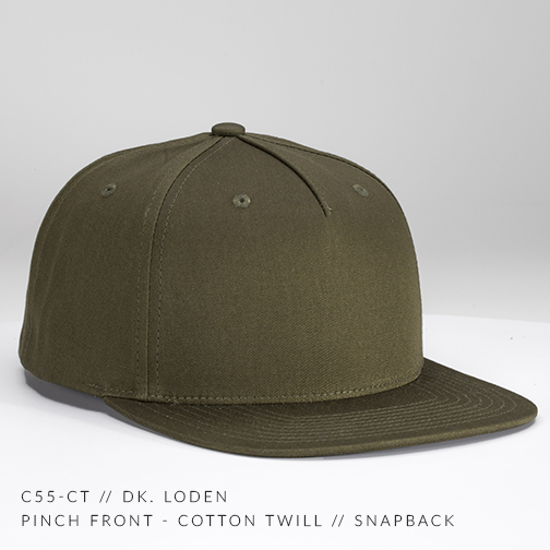 C55-CT // Dark Loden