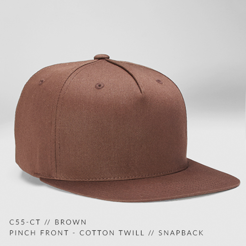 C55-CT // Brown