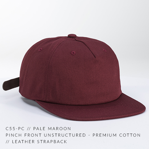 C55-PC // Pale Maroon