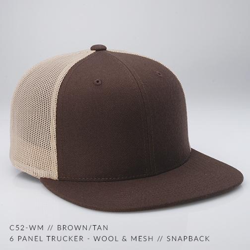 c52-WM // Brown/Tan