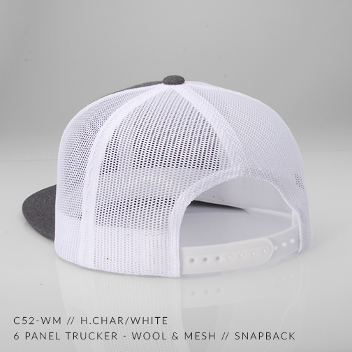 c52-WM // H.Char/White Back
