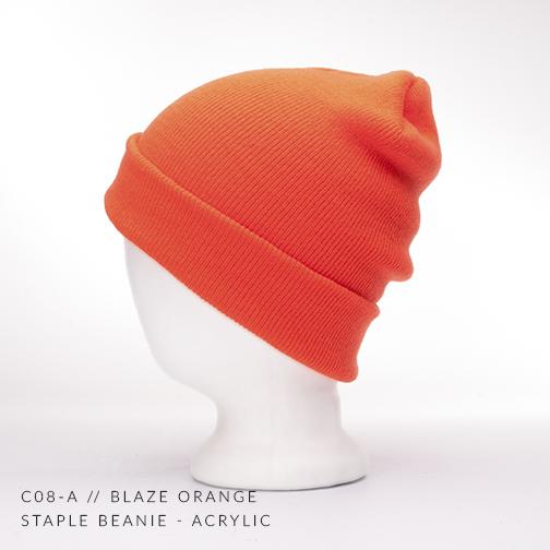 c08-A // BLAZE ORANGE